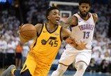 Traukis į šoną, Michaelai: NBA naujokas pagerino Jordano rekordą