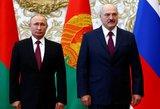 A. Lukašenka pažėrė Rusijai rimtų kaltinimų: ar draugystė susvyravo?