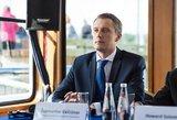 Ministras Vaičiūnas: latvių sprendimas dėl Astravo AE – moralinis Lietuvos pralaimėjimas