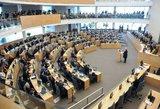 Metai su naujuoju Seimu: artėjant rinkimų maratonui skandalai atslūgs?