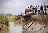 """Pietų Afrikoje ciklonas """"Ida"""" nusinešė šimtus aukų"""