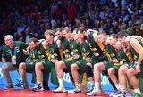 """Lietuvos krepšinio rinktinė nedalyvaus """"Eurobasket 2017"""" atrankoje"""