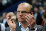 R. Karbauskis pasakė, kas jam užkliuvo E. Jakilaičio veikloje