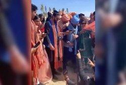 Vyro pasirodymas per vestuves prikaustė visų akis: žiūrėjo išsižioję