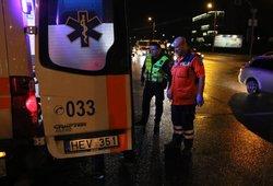 Avarija Pasvalio rajone: gelbėtojai vadavo prispaustus žmones