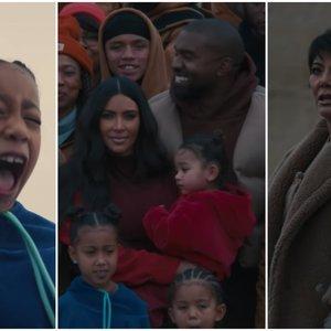 Westo vaizdo klipe nusifilmavo jo visa jo šeima: ypatingas dėmesys vyriausiai dukrai