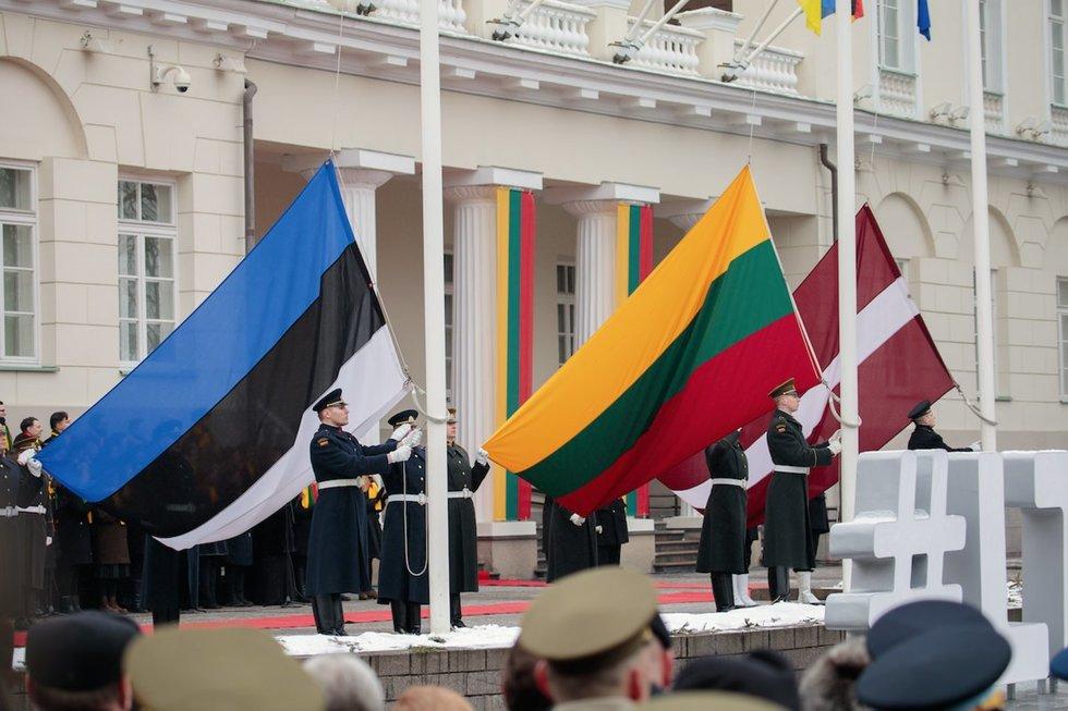 Lietuva, Latvija ir Estija (nuotr. 123rf.com)