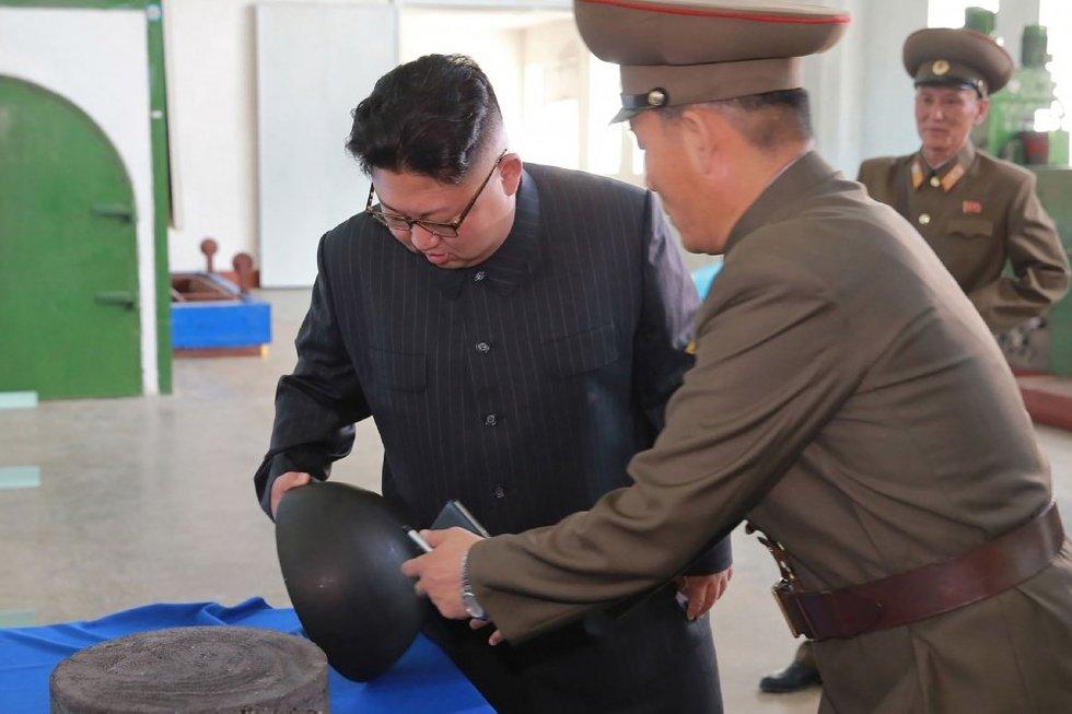 Paaiškino, iš kur Šiaurės Korėjoje toks netikėtas technologijų proveržis (nuotr. SCANPIX)