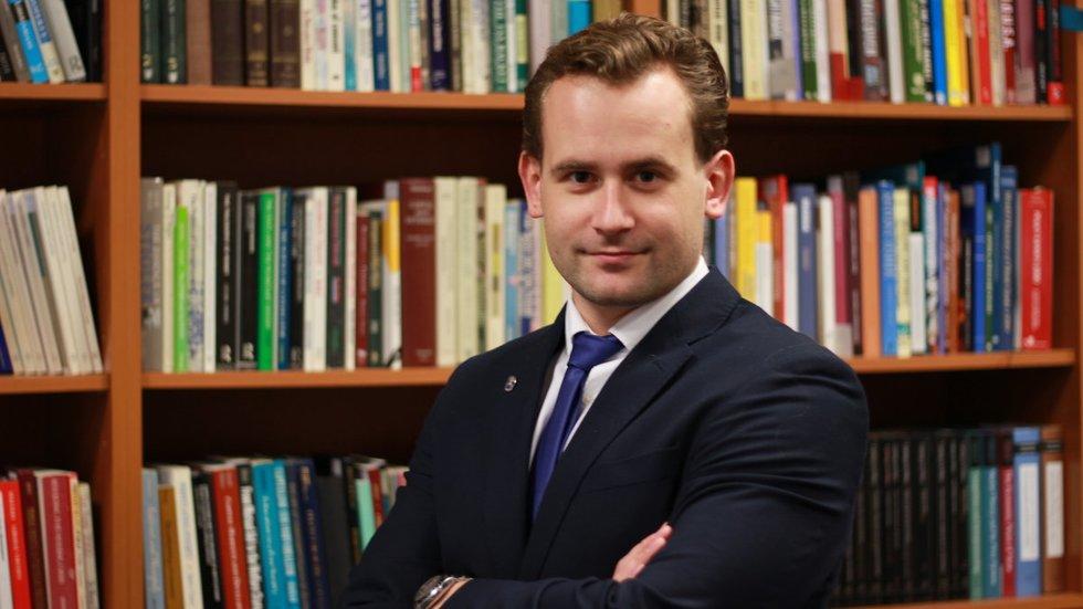Vytautas Žukauskas, Lietuvos laisvosios rinkos instituto viceprezidentas (nuotr. asm. archyvo)