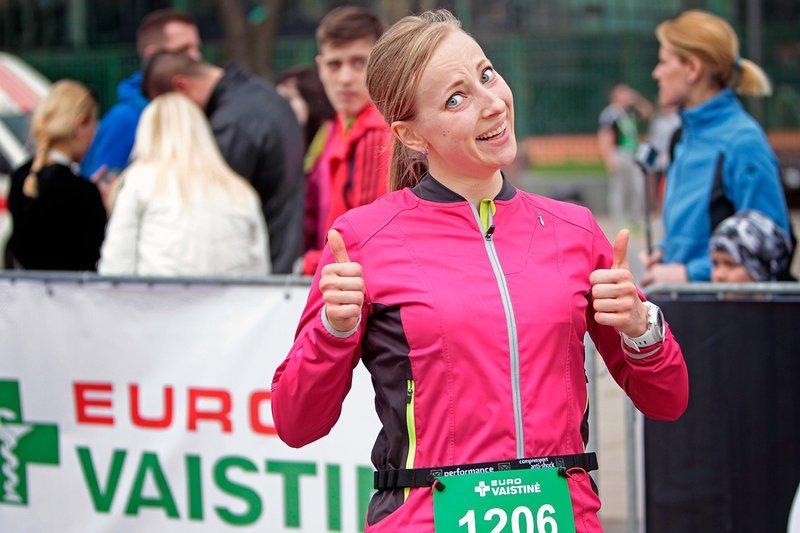Kauno pusmaratonis (nuotr. Augusto Didžgalvio)