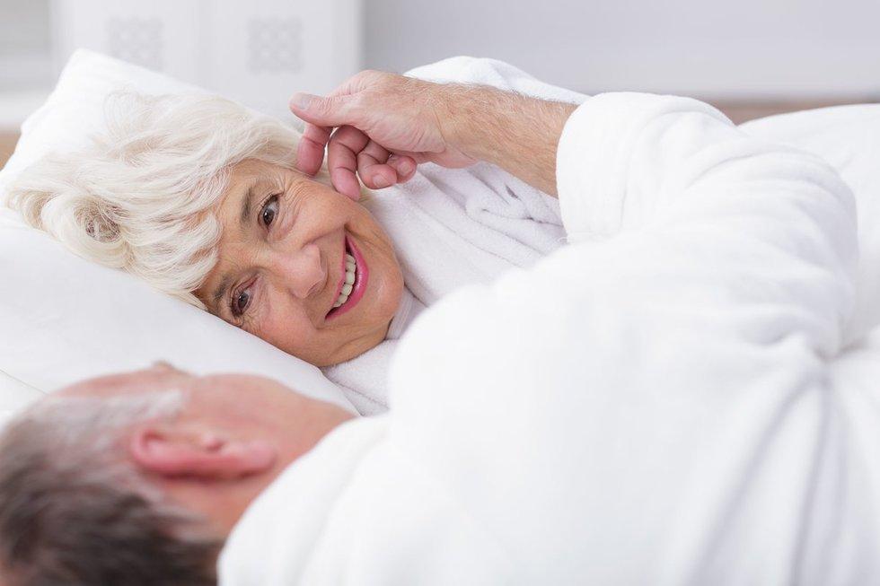 Seksas sulaukus 60-ies: vis dar tabu ir gėda prieš anūkus