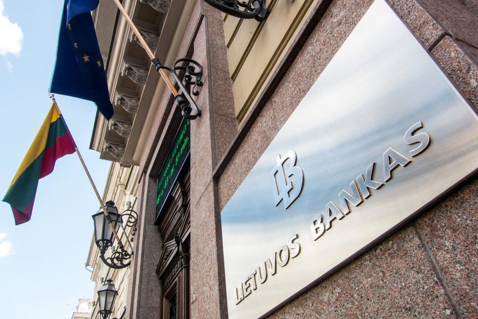 Lietuvos bankas Vygintas Skaraitis/Fotobankas