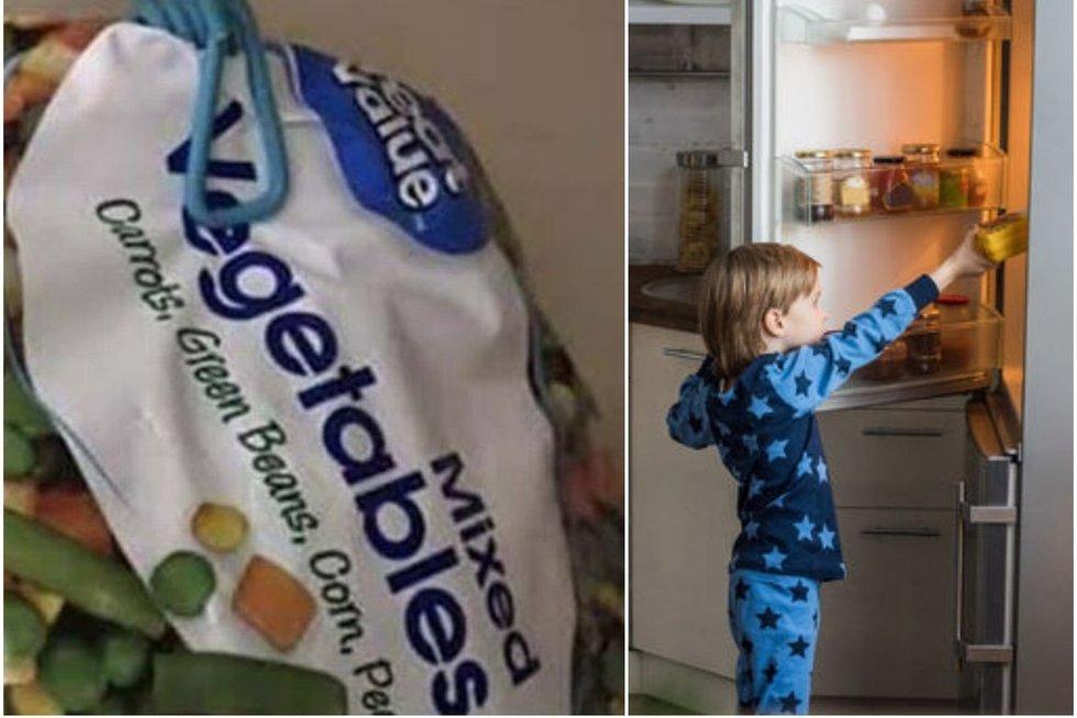Mama paslėpė saldainius (tv3.lt fotomontažas)