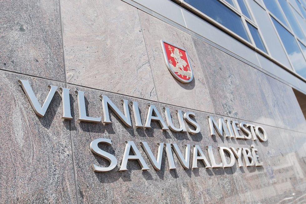 Vilniaus miesto savivaldybė (nuotr. Fotodiena.lt)