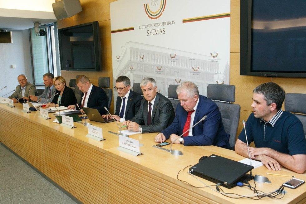 NSGK paskelbė verdiktą dėl pusmetį trukusio tyrimo (nuotr. Tv3.lt/Ruslano Kondratjevo)