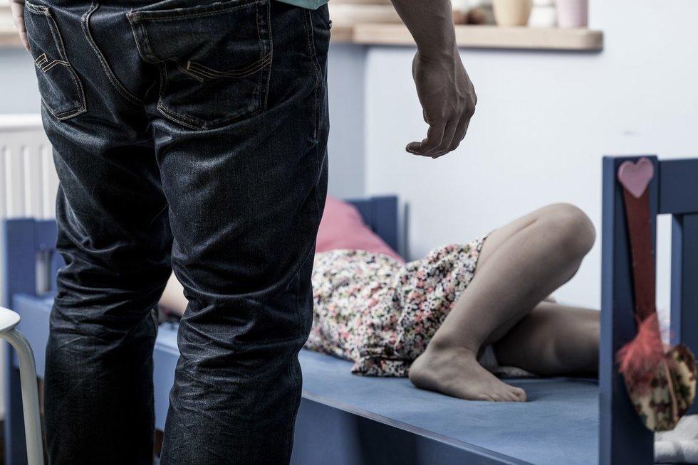 Vaikų prievartavimas (nuotr. Fotolia.com)