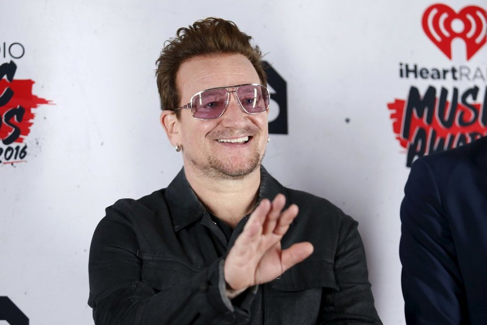 Bono (nuotr. SCANPIX)