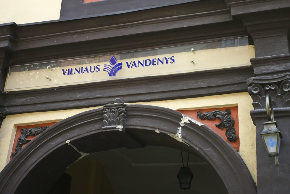 Vilniaus vandenys (nuotr. Fotodiena.lt/Roberto Riabovo)