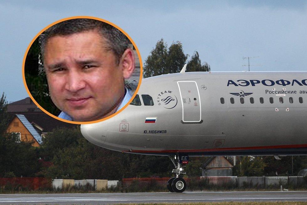 Skrydžio metu mirė keleivinio lėktuvo pilotas: atskleidė galimą priežastį (nuotr. SCANPIX) tv3.lt fotomontažas