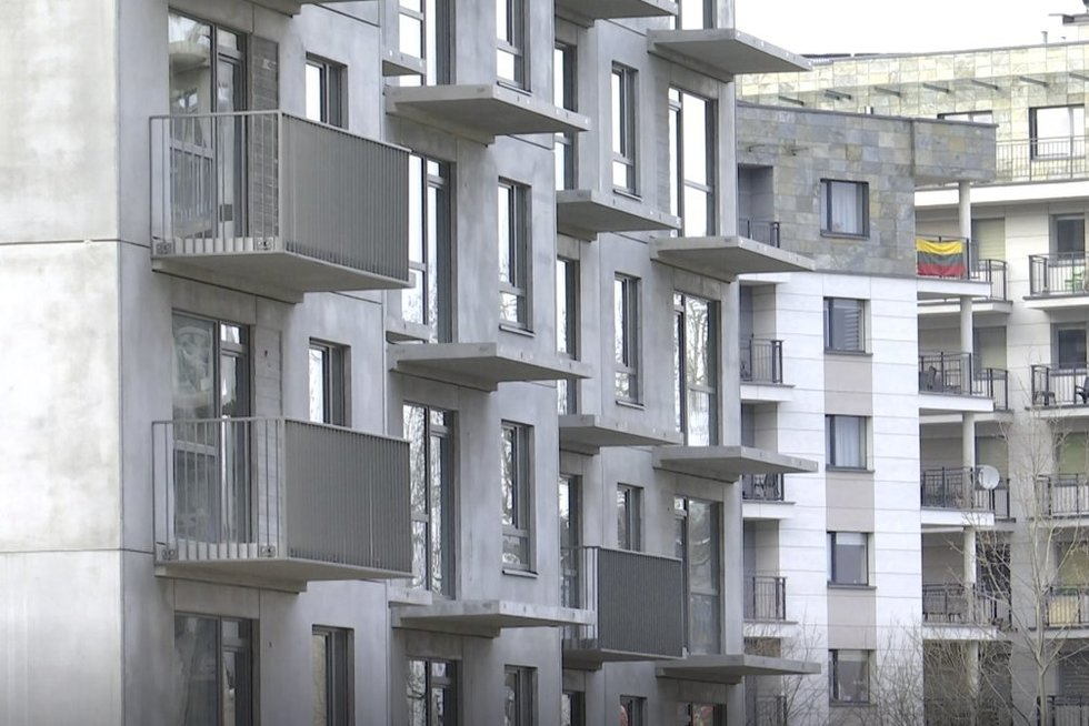 Lietuviai vis dažniau renkasi pilnai įrengtus butus