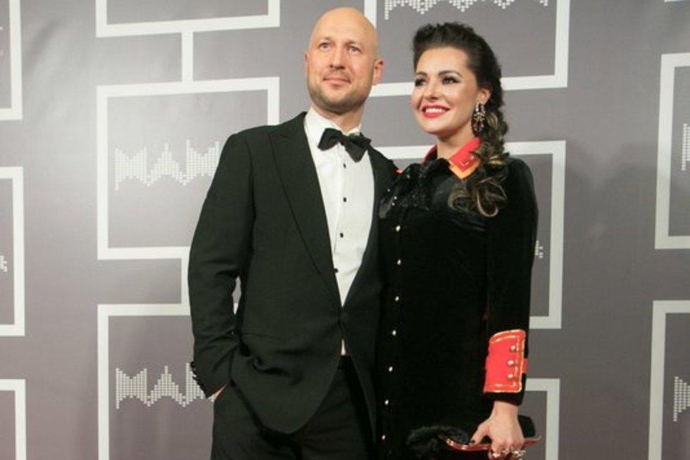 Algirdas Radzevičius ir Milisandra Radzevičienė (nuotr. Tv3.lt/Ruslano Kondratjevo)