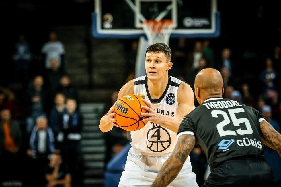 Ž. Janavičius (nuotr. FIBA)