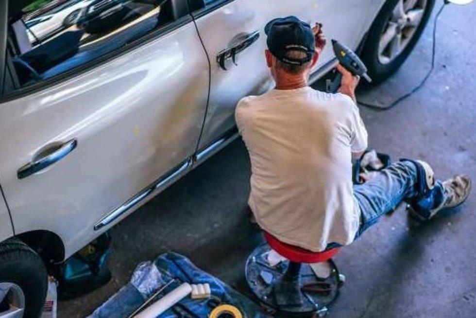 automobilio remontas, Fancycrave.com nuotr. (nuotr. Pexels)