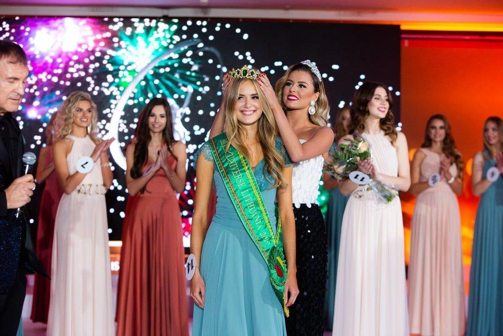 """Grožio konkursas """"Miss Universe Lithuania"""" (Fotobankas)"""