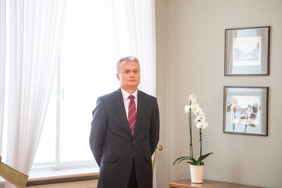 Gitanas Nausėda (J. Auškelis/fotodiena.lt)