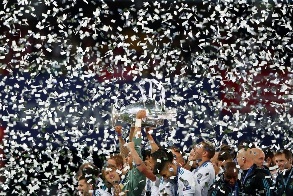 "Čempionų lygos finalas: ""Real"" – ""Liverpool"" (nuotr. SCANPIX)"
