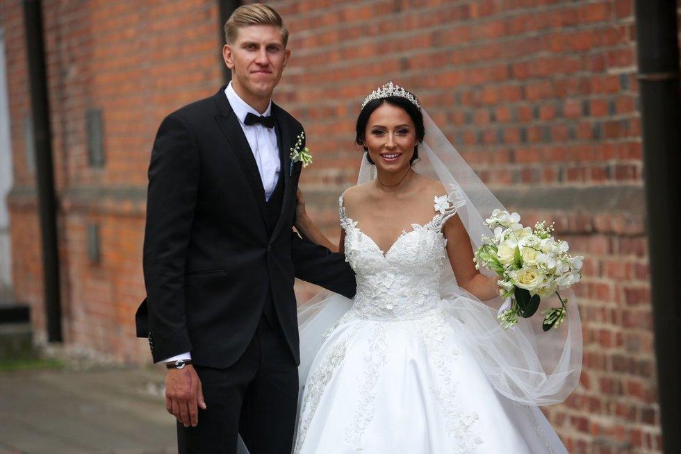 Vashos ir Ronaldo Rutkausko vestuvės (nuotr. Fotodiena.lt)