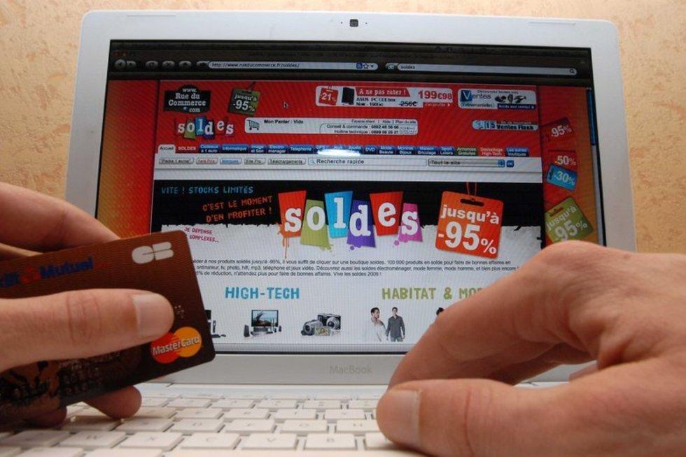 Internetinė prekyba (nuotr. SCANPIX)