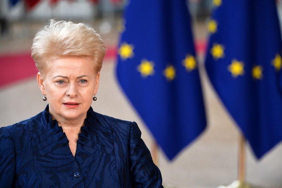 Dalia Grybauskaitė (nuotr. SCANPIX)
