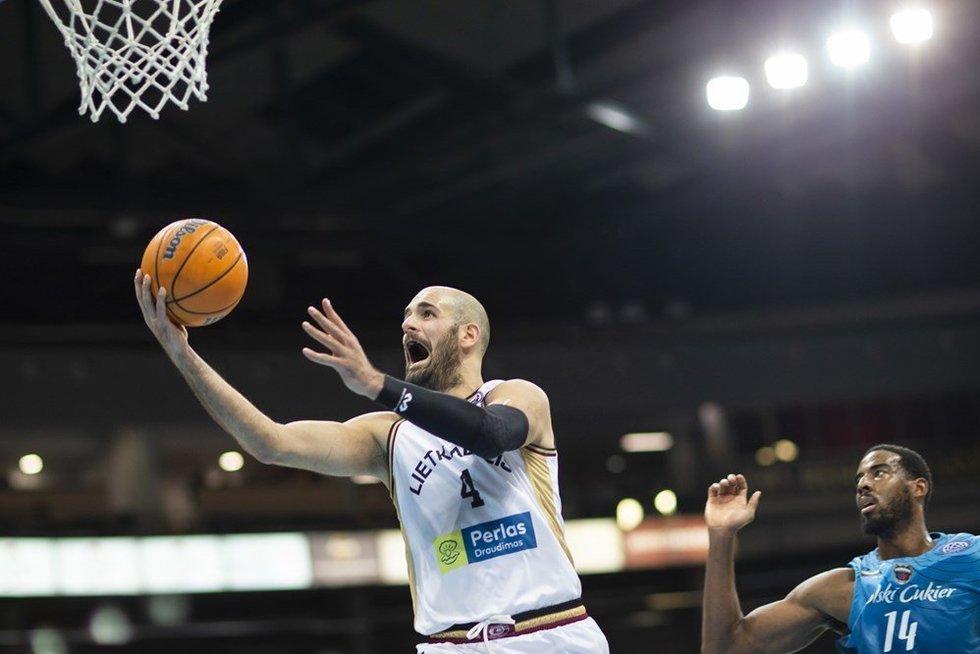 Ž. Šakičius (nuotr. FIBA)