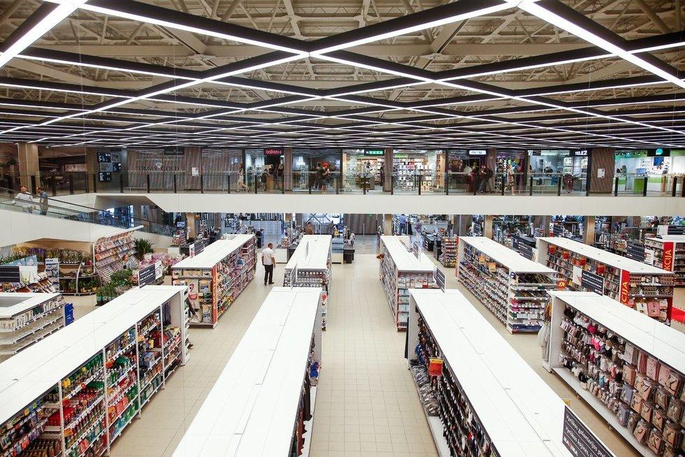 Mindaugo Maximos atidarymas po rekonstrukcijos (nuotr. Fotodiena.lt)