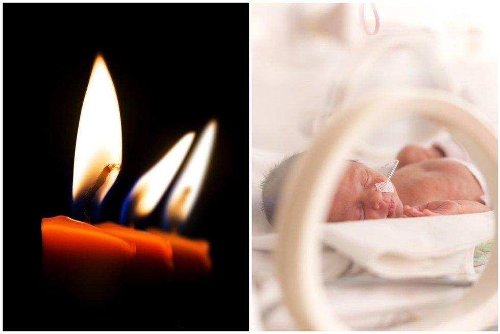 Mirė kūdikis (tv3.lt fotomontažas)