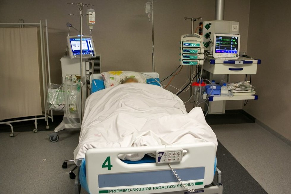 Ligoninė (nuotr. BFL)
