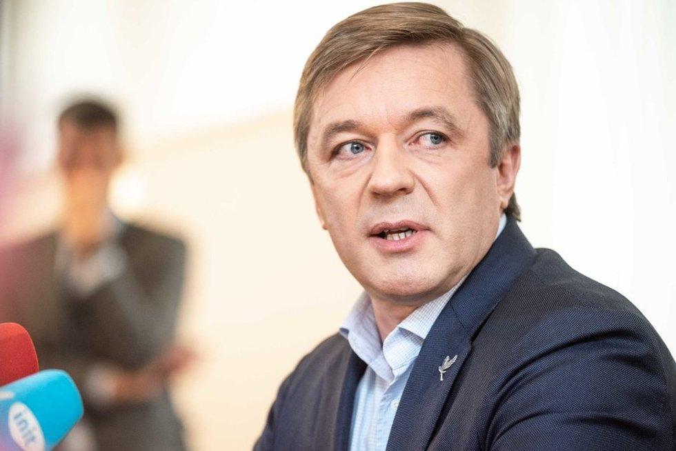 Ramūnas Karbauskis Fotodiena/Arnas Strumila