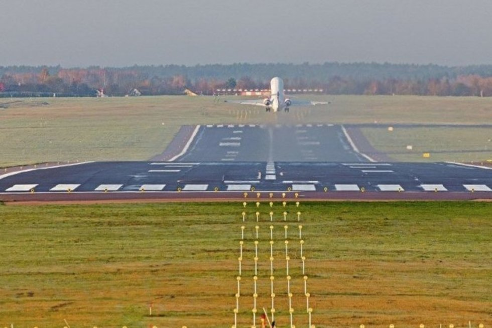 Išrinktas naujasis Lietuvos oro uostų vadovas