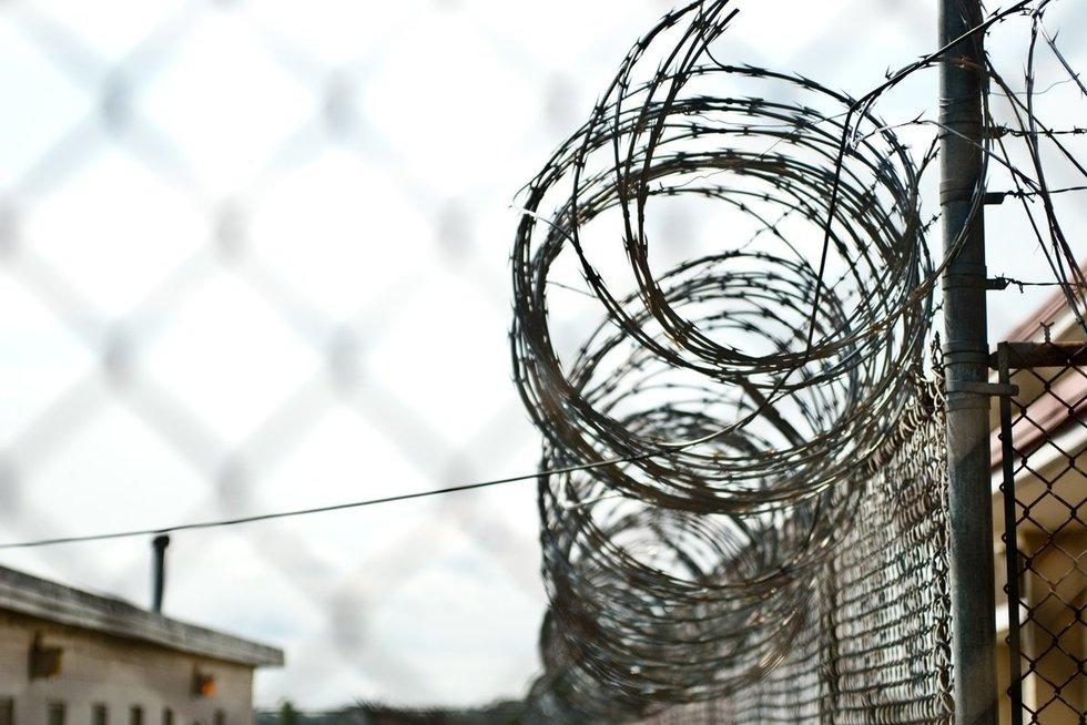 Įkalinimo sąlygos (nuotr. Fotolia.com)