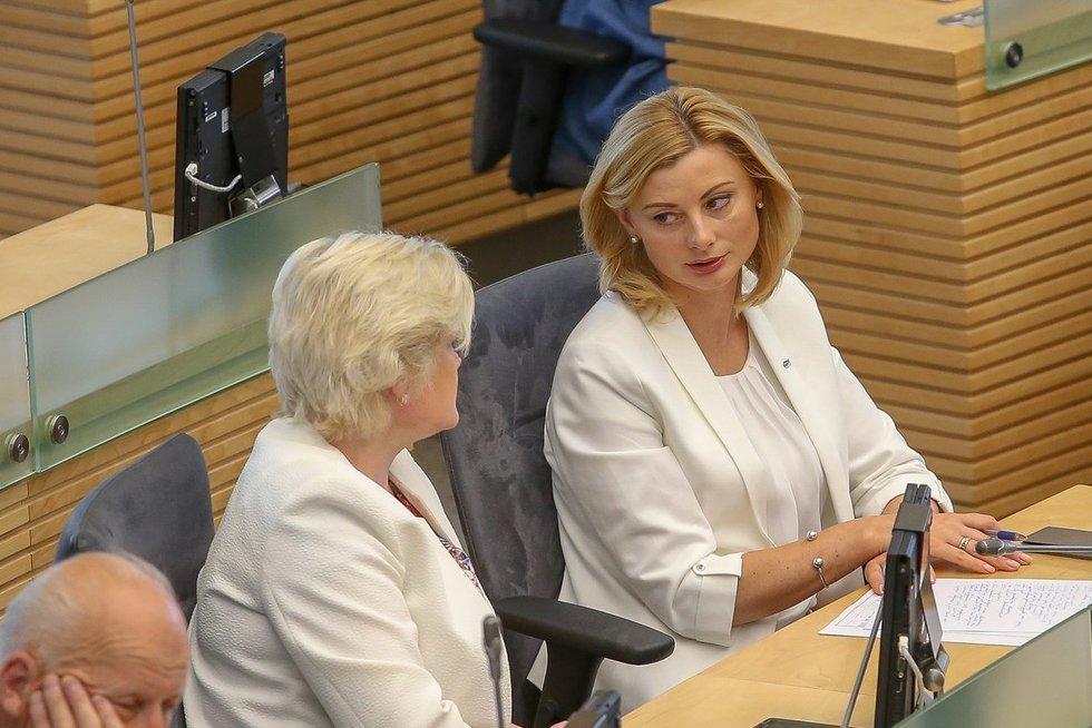 Rita Tamašunienė (nuotr. Fotodiena.lt)