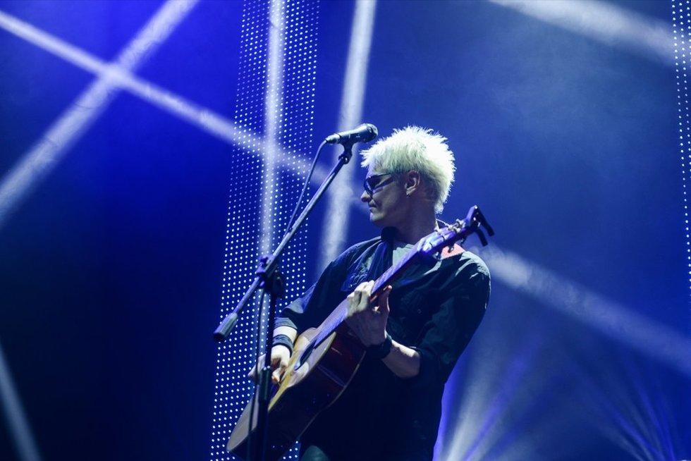 """Naujojo albumo Lemon Joy """"Willkommen"""" pristatymo koncertas (nuotr. Fotodiena.lt)"""