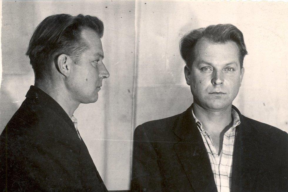 Suimtas partizanas Juozapas Streikus, 1961 m., Nuotraukos iš Lietuvos ypatingojo archyvo ir LGGRTCfondų