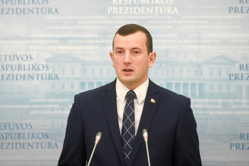 Virginijus Sinkevičius (nuotr. Fotodiena.lt)