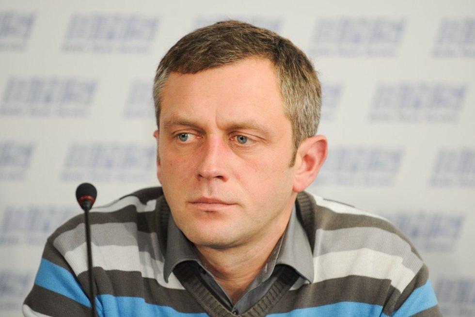 Tadas Skučas (nuotr. Roberto Dačkaus)