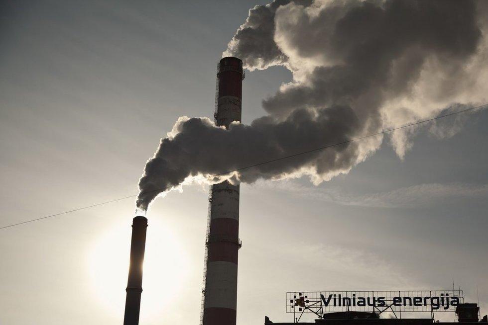 Vilniaus energija (nuotr. Sauliaus Žiūros)