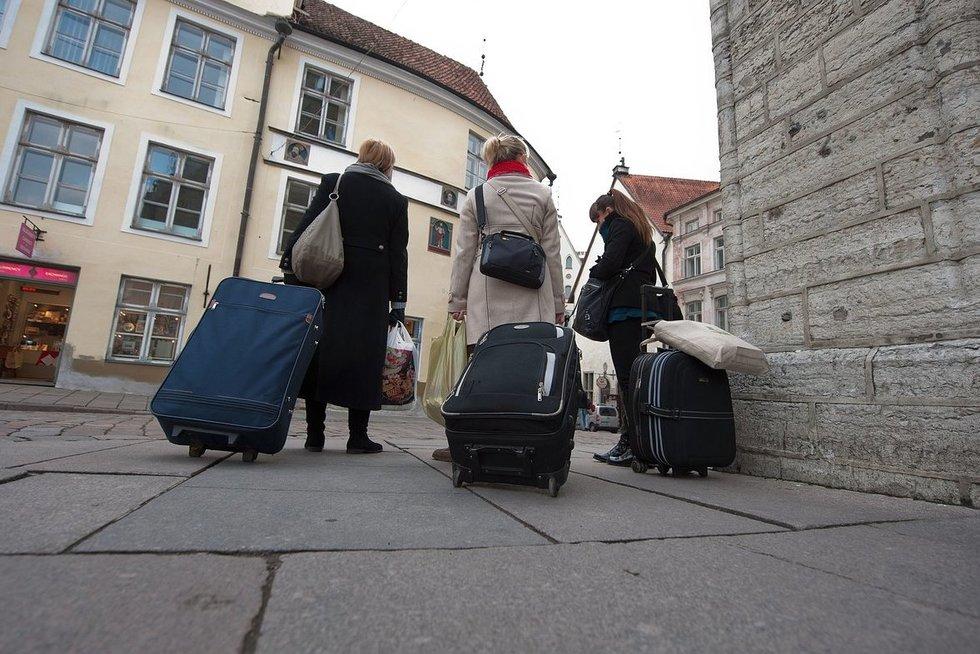 Turizmas (nuotr. Fotodiena.lt)