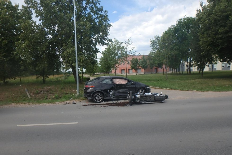 Kauno policija ieško pagalbos (nuotr. Policijos)