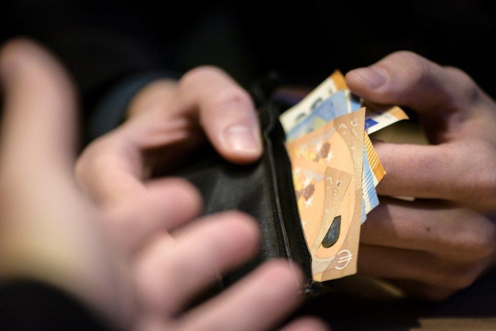 Pinigai (nuotr. Fotodiena.lt)