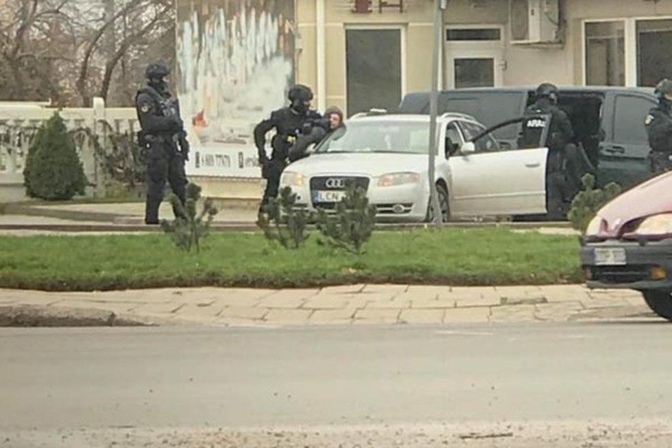 """""""Aras"""" Panevėžyje (nuotr. facebook.com)"""